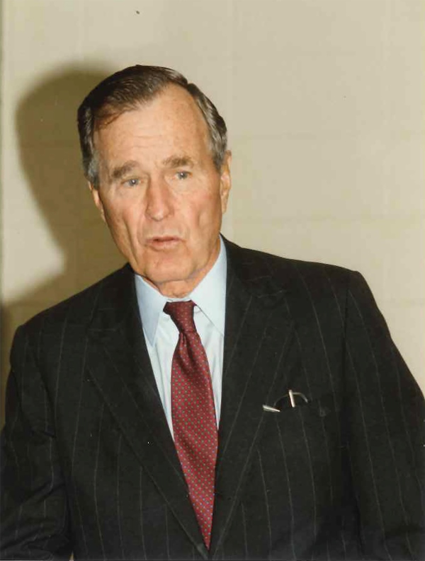George H.W. Bush CASC 002