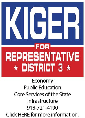 Lundy Kiger for State Representative