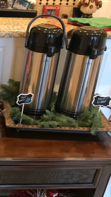 greenery and beverage dispenses 002