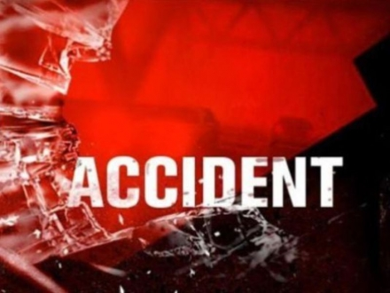 Two injured in accident near Holdenville