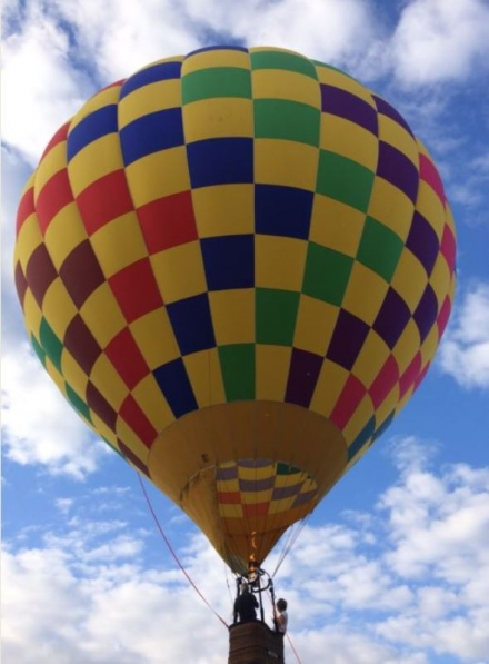 Poteau Balloonfest features Bob Richey
