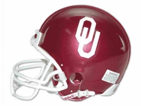 Oklahoma-Texas game results