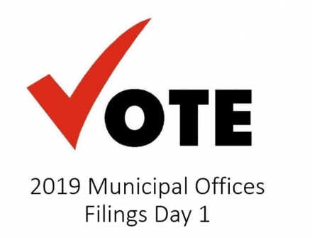 Day One Municipal Filings for LeFlore County