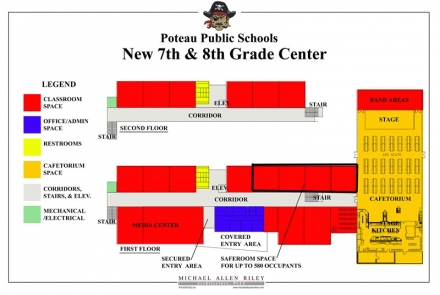 Poteau School Bond Issue returns to Ballot for Tuesday Aug 28 Election