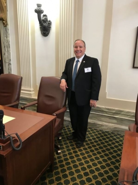 Kiger Sworn In As House Member