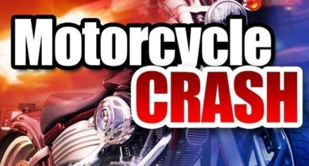 One Injured in Motorcycle Accident near Octavia