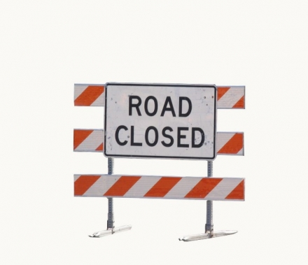 Road Closed in Muldrow Friday and Saturday