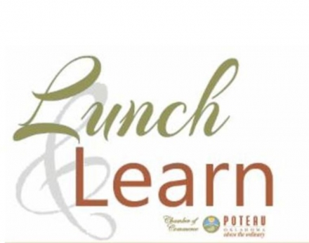 Lunch & Learn set for Nov 30th