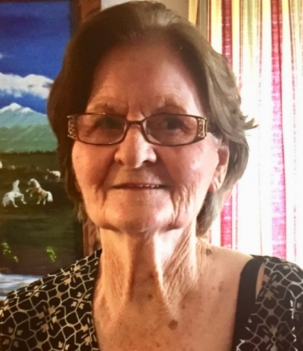 Marie Barr Real Obituary
