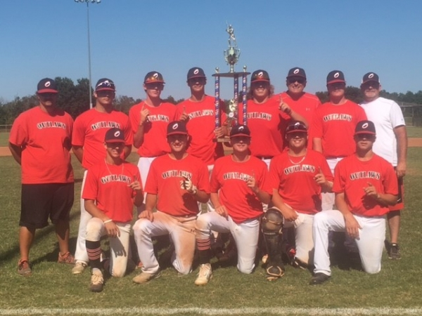 LeFlore County Outlaws win State Championship