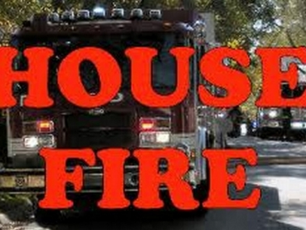 Fatal House Fire in Poteau