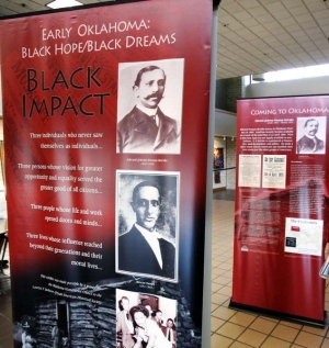 CASC Libraries Hosting Exhibit for Black History Month