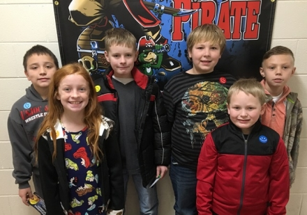 PUES Student of the Week for November 27th – Dec 1