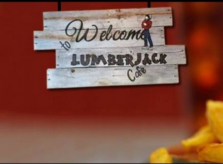 LUMBERJACK CAFÉ LUNCH SPECIAL FOR TUESDAY NOV 28TH
