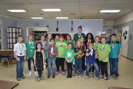 2019 LeFlore County 4-H Speech Contest Winners
