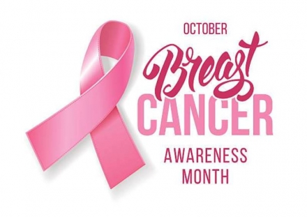 EOMC Offering  a free gift in October for Breast Cancer Awareness Month