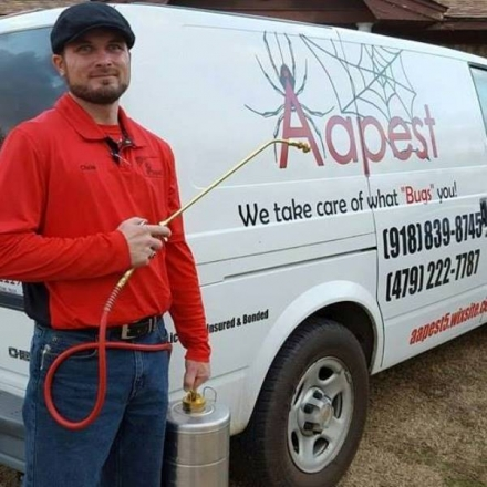 Meet Christopher Mabala Owner/Operator-Aapest Pest Control