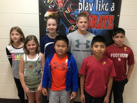 PUES announces Students of the Week for August 28-September 1