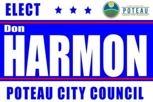 Harmon to run for Poteau City Council