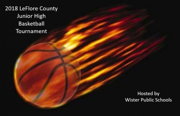 LeFlore Jr High County Basketball Tournament