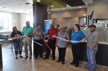 McDonald's of Poteau holds Re-Grand Opening