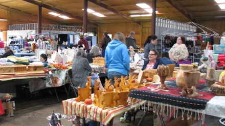 .  Great vendors were at this years fall festival.