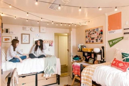 Decorating Wisely: Dorm Competition and Deep Roots