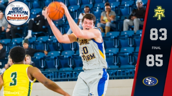SOUTHEASTERN OKLAHOMA STATE REGISTERS FIRST GAC CHAMPIONSHIP WIN