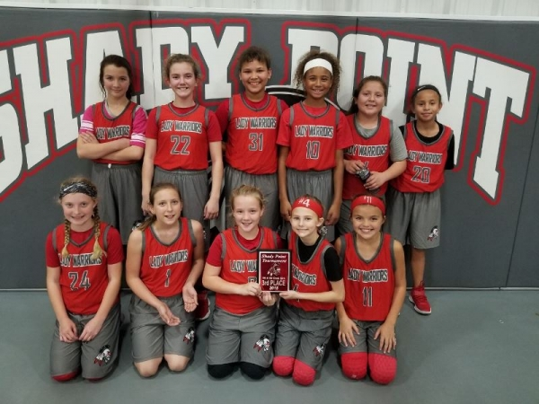 Lady Warriors win Tournament