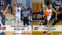 #theGAC BASKETBALL PLAYERS OF THE WEEK (NOVEMBER 12)