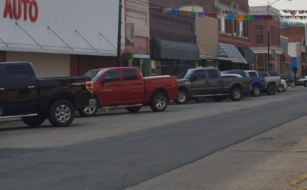Historic Downtown Poteau is gearing up for the spring season