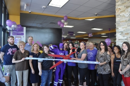 Chamber welcomes Anytime Fitness