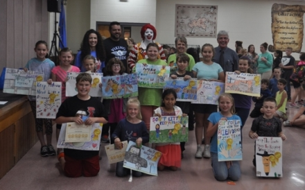2017 Poteau Trash Off Poster Contest Winners