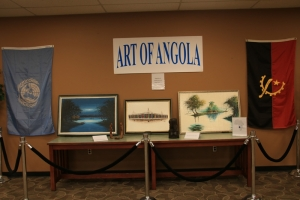 "CASC Celebrates Black History Month with ""Art of Angola"" Exhibit"