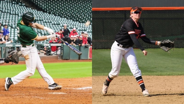 TECH'S McDEARMON, ECU'S EWY NAMED GAC SCHOLAR ATHLETES OF THE YEAR