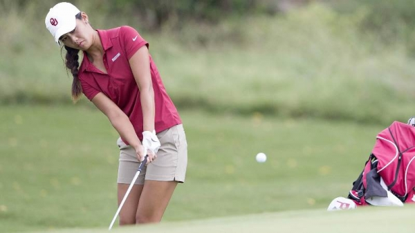 OU Women's Golf Opens Postseason Play Friday