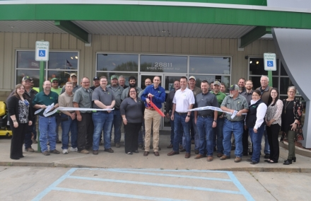 P&K welcomed to community with Ribbon Cutting