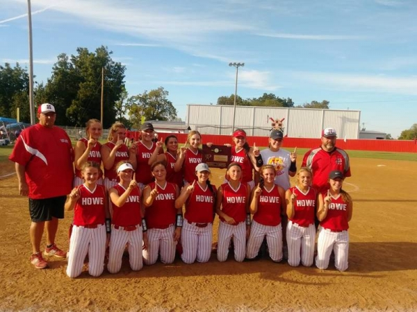 Congratulations to the Howe Lady Lions