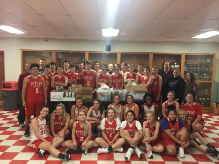Red & White Food Drive