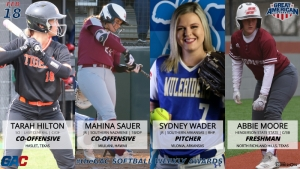 #theGAC SOFTBALL PLAYERS OF THE WEEK (FEBRUARY 18)