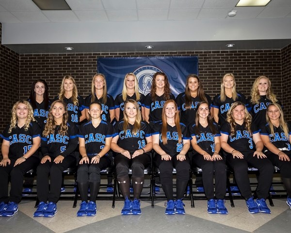 CASC Softball Team Honored for Academic Success