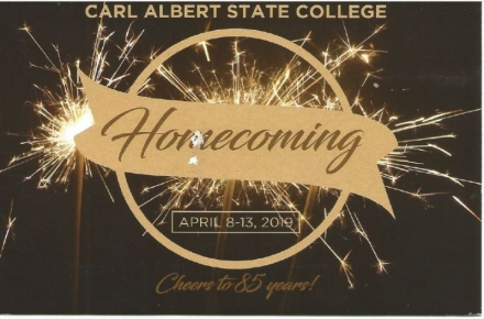 Cheers to 85 Years Homecoming Celebration