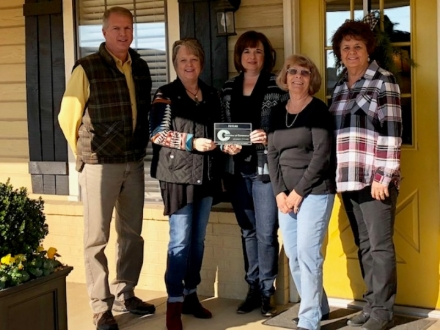 Century 21 wins free membership to Chamber