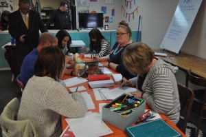 Local Teachers start letter writing campaign