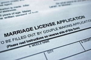 Marriage Licenses January 1-6, 2018