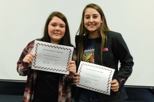 Upward Bound Math Science Students Receive Scholarships