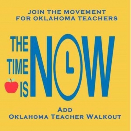 Southeast Oklahoma Teacher Walkout
